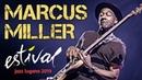 Marcus Miller Laid Black Tour - Estival Jazz Lugano 2019
