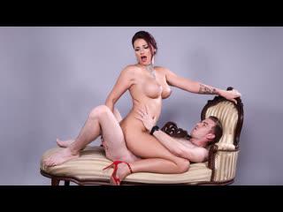 Jolee love strike a pose (big tits, big tits worship, dress, blowjob, euro, g-string, german, medium ass, piercing, redhead)