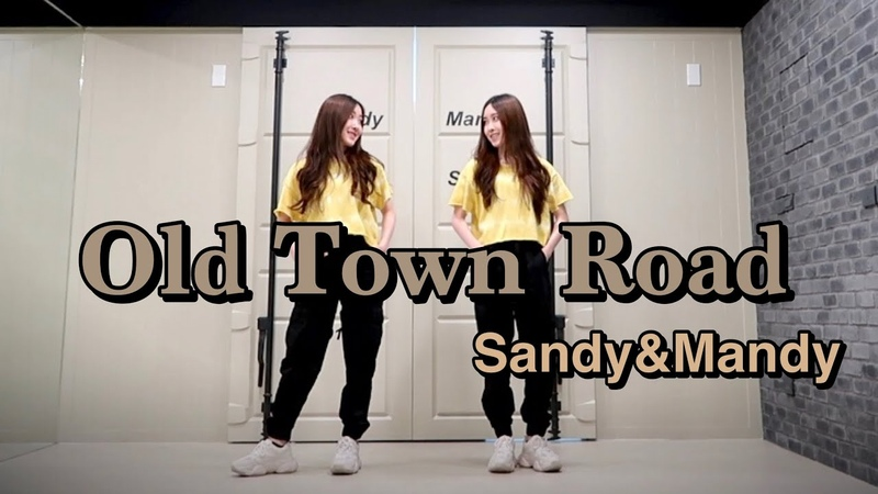 OLD TOWN ROAD - Lil Nas X Dance cover by SandyMandy | Matt Steffanina Josh Killacky Choreo