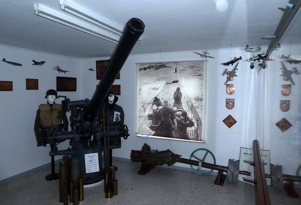 Музей немецких подлодок