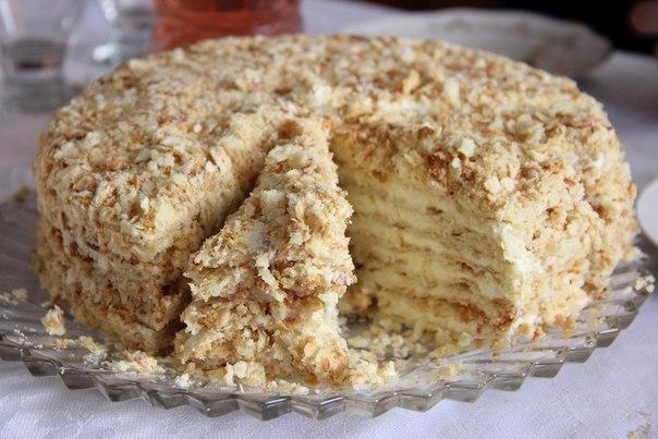 Готовим вкусные торты без выпечки!