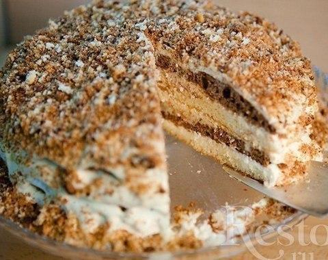 Сметанник. Любимый торт детства!