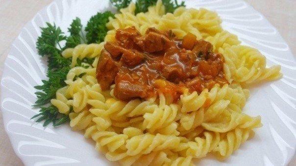 Вкусная мясная подлива – соус для вторых блюд.
