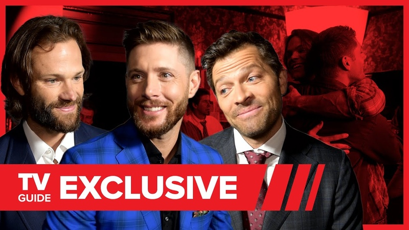 Supernatural Cast on What They'll Miss After Show Ends | Season 15