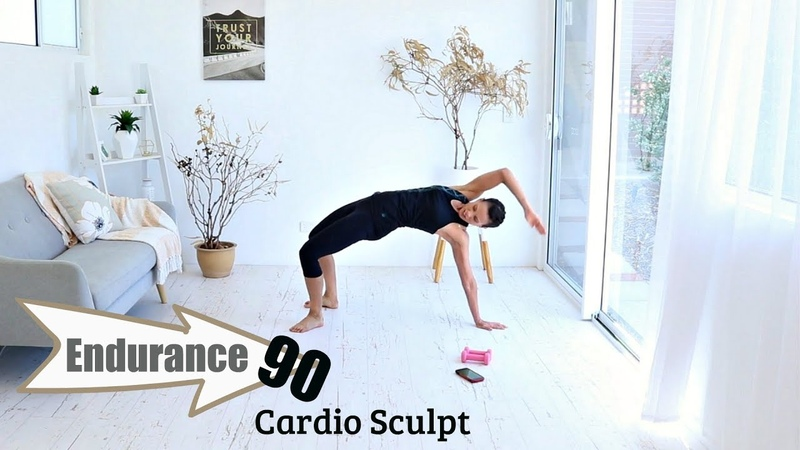 INTERVAL WORKOUT Cardio Sculpt WORKOUT Barlates Body Blitz Endurance 90 Cardio Sculpt