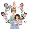 Куклы из Испании MANOLO, BERBESA, NINES, BERJUAN