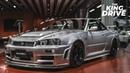 Уникальный Nissan GT-R Skyline Nismo Z Tune - последний, настоящий Годзилла