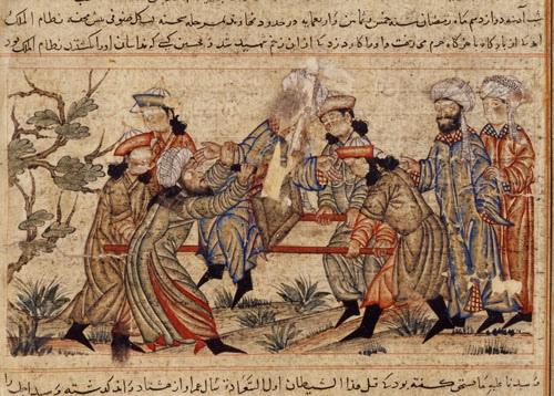 КРОВАВАЯ УТОПИЯ Специальные лагеря для подготовки террористов-смертников, да и сами шахиды изобретение далеко не новое. Европейцы столкнулись с этим явлением много столетий назад, еще во времена