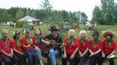 17 августа 2019 г. В национальном парке Смольный Серебряные Волонтёры Мордовии на втором фестивале Зелёные гитары