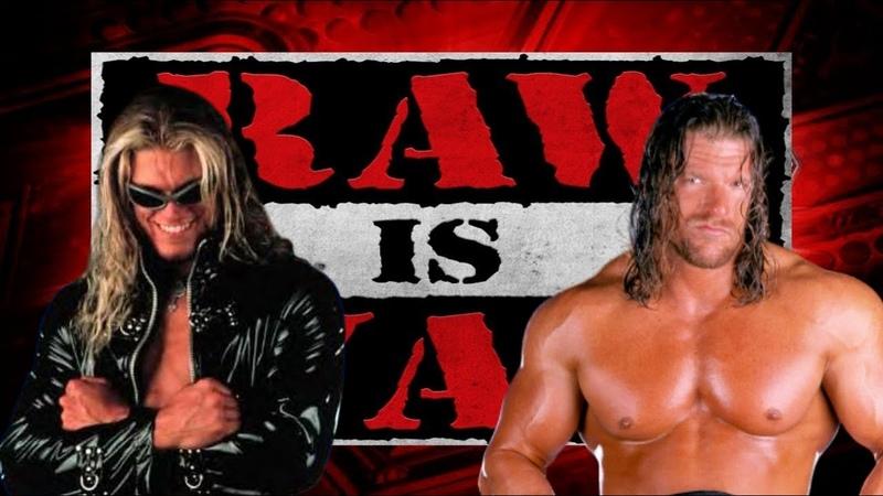 WWE 2K19 Edge vs Triple H, Raw Is War '99, Steel Cage Match