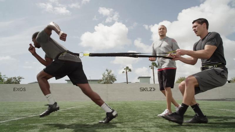 SKLZ Acceleration Trainer: Football Training Drills