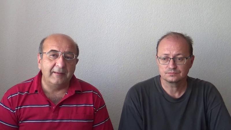 24 díl Michal a Petr. Zradil Čechy - paktoval se s Němci. Ministr zahraničí Tomáš Petříček (ČSSD).
