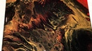 Акриловая заливка с клеем ПВА Холст Мастихин Acrylic Fluid Painting