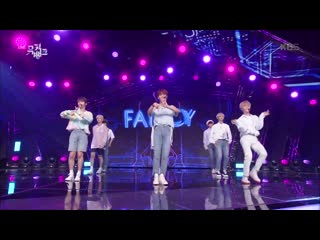 [190628] stray kids » cover » twice - fancy»  music bank