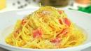 Паста Карбонара Итальянская кухня Рецепт от Всегда Вкусно