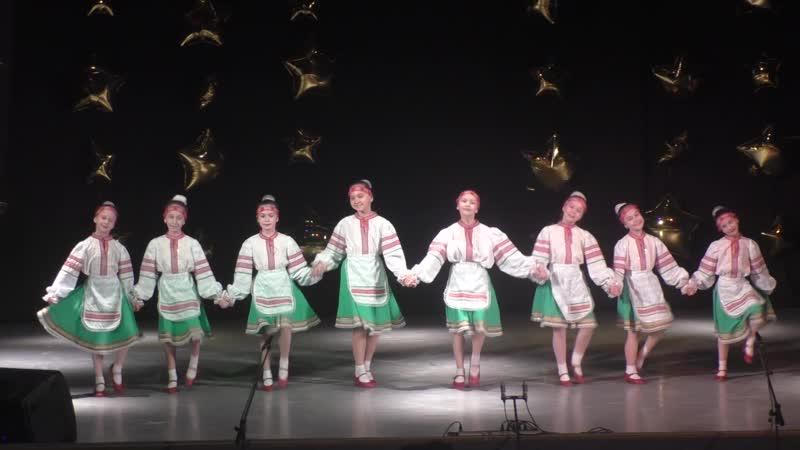 13 Белорусский танец Янка премьера 2 младшая группа