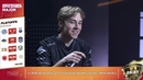 Interview zai in epicenter major - before failling off