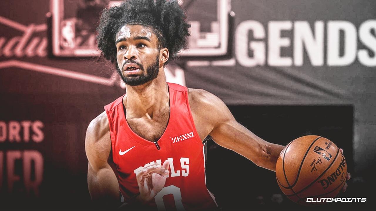 Коби Уайт: «Рейтинг 76 в 2K? Я не провел в НБА ни одного матча, так что это нормально»