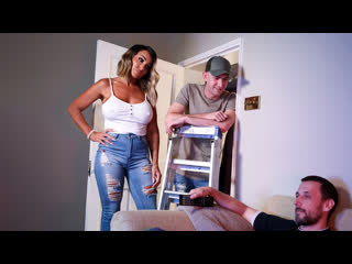 Aubrey black a step above my husband | all sex milf big tits cheating hotwife blowjob cowgirl brazzers porn порно