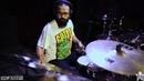 BLOOD EAGLE Drum Play through Sick Drummer Mag Exclusive
