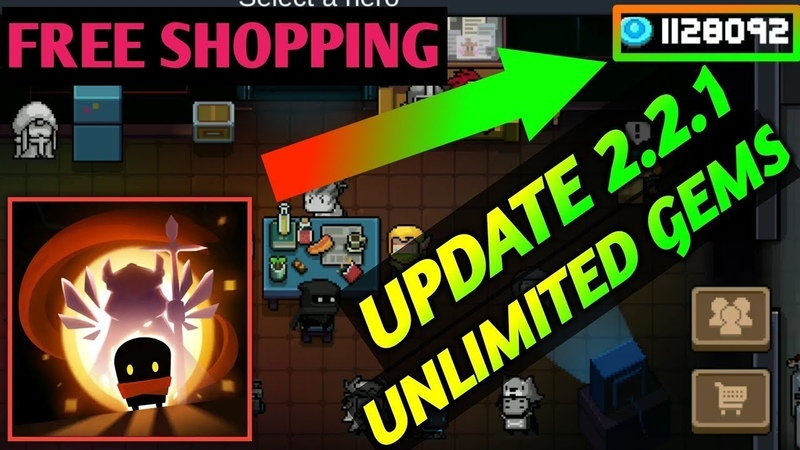 Soul Knight Hack 2 2 1 Unlimited Gems Mod Apk 2 2 1 Cheats For Android 2019