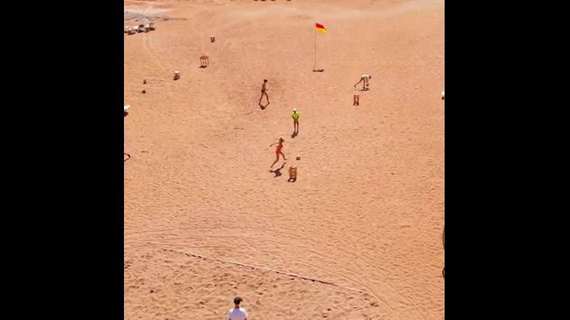 Пляж EFTALIA ISLAND 2019 год