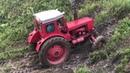 Сравнение тракторов по Грязи Трактор Беларус или Т 40 Тюнинг