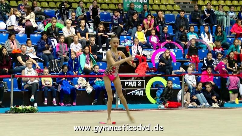 ● Anastasia Simakova RUS Булавы Zhuldyz Cup 2018 Astana
