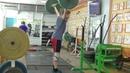 Маклаков Тимур,15 лет, вк 55 Р протяжка Ух в сед 45 кг