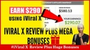 IViral X Review And Bonuses ⚠️ Don't Buy Without Watching This Video ⚠️ Generate Free Viral Traffic