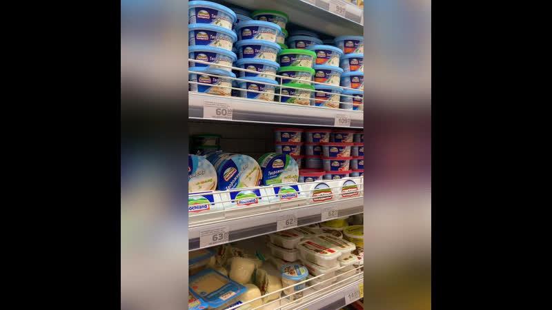 Сбор продуктовой корзины