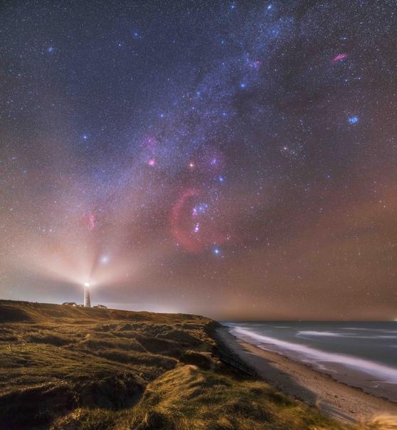 """""""Галактический маяк"""""""