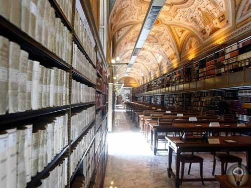Тайны Ватиканской библиотеки