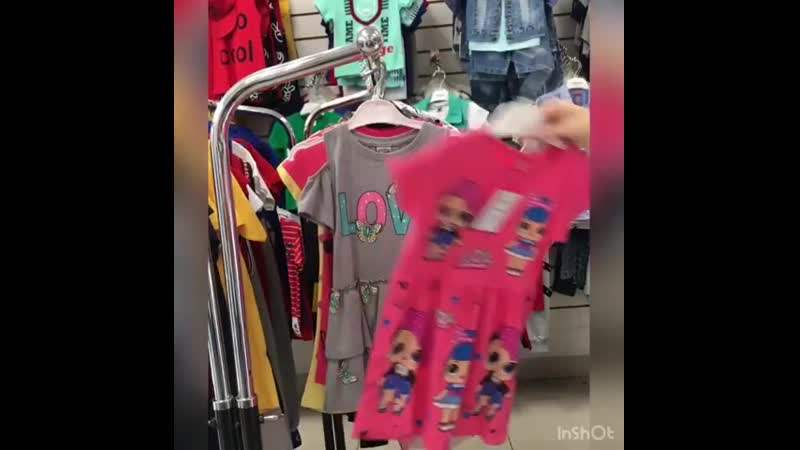 Трикотажные Платья с коротким рукавом! Не только на прогулку, но и в детский сад! Размеры указаны у каждого платья❤️