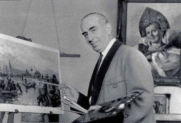 АНАТОЛИЙ СОКОЛОВ. (18911971) В истории живописи, пожалуй, не найдется второго художника, творчество которого стало достоянием четырех таких разных стран России, Швейцарии, Аргентины и
