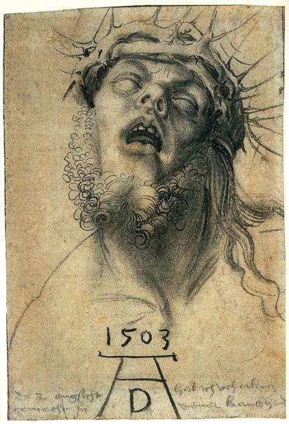« одного шедевра». «Автопортрет в образе мертвого Христа», Альбрехт Дюрер