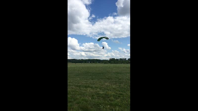 Live DZ Богородск Прыжки с парашютом и полёты