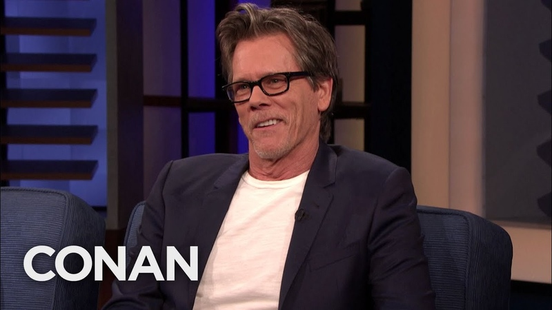 Kevin Bacon Enjoys Cursing In A Motherf****** Boston Accent CONAN on TBS