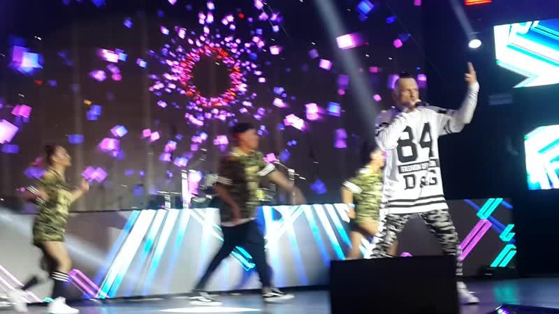 20 Августа 2019 фестиваль Среднерусская возвышенность выступление группы Кар мен Часть 1