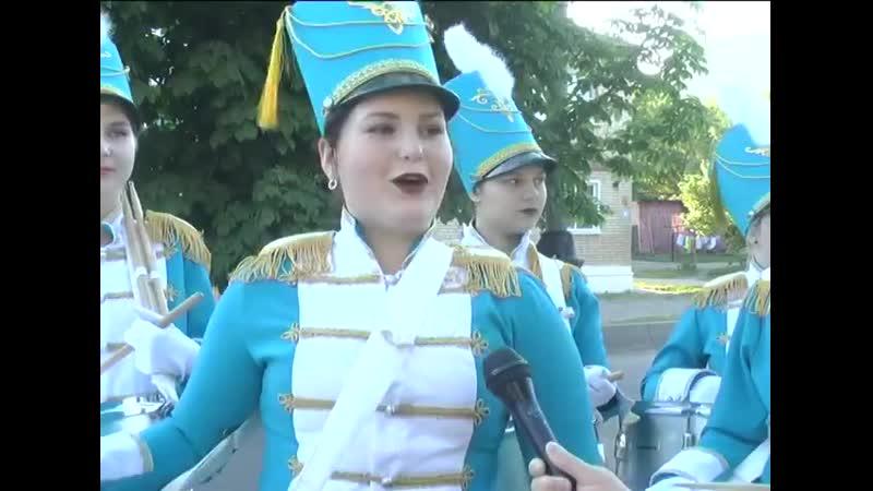 Фестиваль Кадетская симфония в Уварово 2019 г