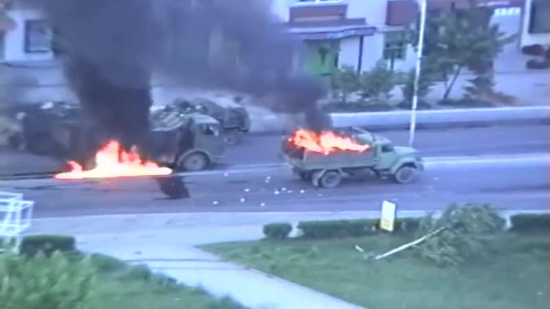 Босния 1992 год