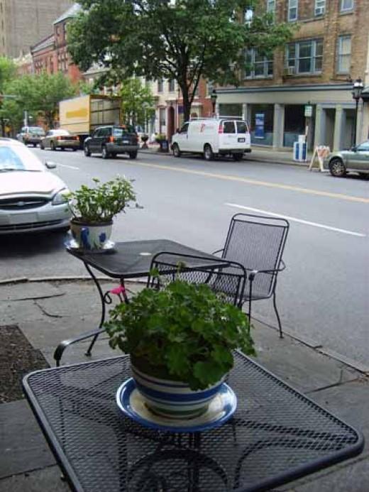 Идеи замены цветочных горшков