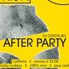 26 ОКТЯБРЯ - AFTER PARTY@TIRclub