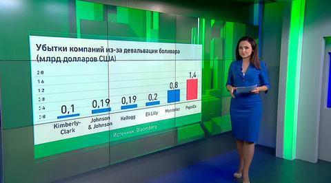 Вести.Ru Из-за дефицита продуктов в Венесуэле прекратилась продажа бигмаков