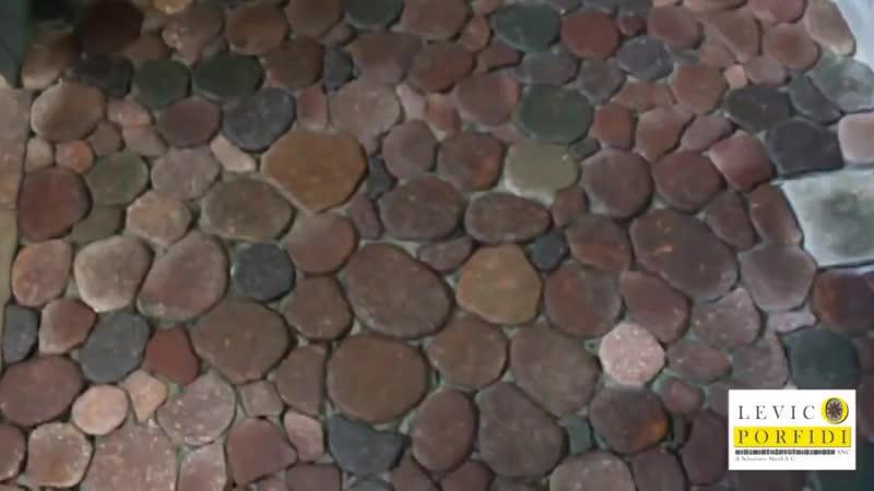 Полы из камней Заметки строителя