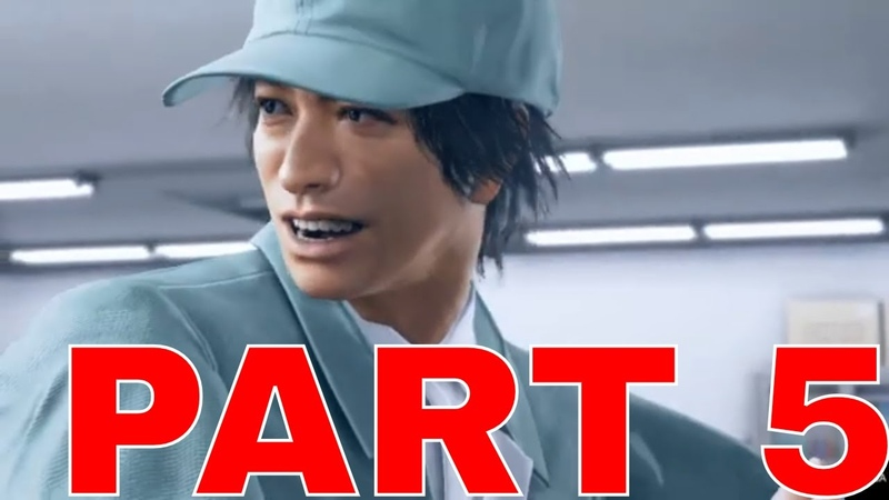 Judgment (PS4) Gameplay Walkthrough Part 5 - Chapter 1 Three Blind Mice
