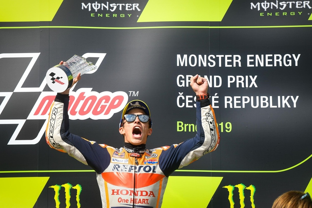 Фотографии Гран При Брно 2019