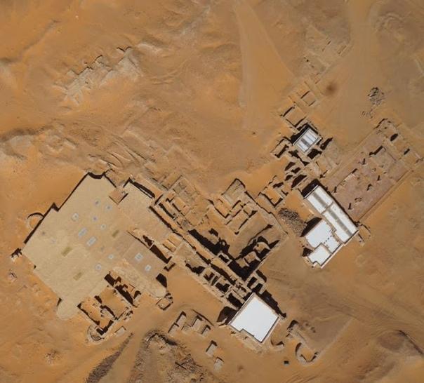 Польские археологи нашли следы древней столицы Нубии Царство процветало на территории современного Северного Судана с VI по XV века. Старая Донгола была столицей нубийского царства Мукурра,