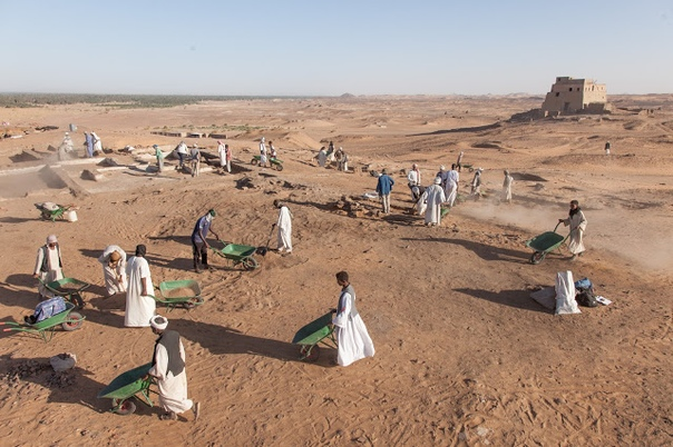 Польские археологи нашли следы древней столицы Нубии