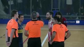 #FutsalAFA #PrimeraA - Boca Juniors vs Barracas - Fecha 18